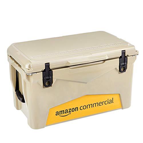 AmazonCommercial Rotomolded Cooler, 45 Quart,...