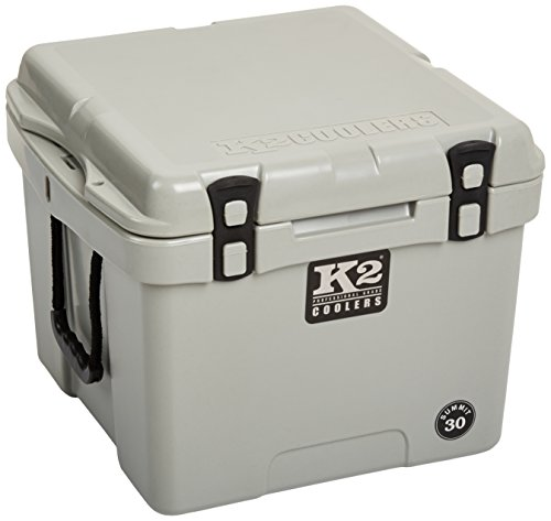 K2 Coolers Summit 30 Cooler, Gray