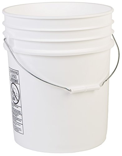 Hudson Exchange Premium 5 Gallon Bucket,...