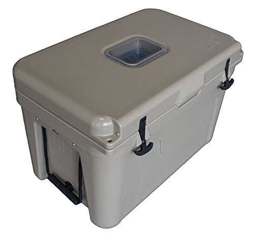 Lit Coolers Torch TS-600 52 Qt Cooler-sagewhite