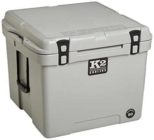 K2 Coolers Summit 60 Cooler, Gray