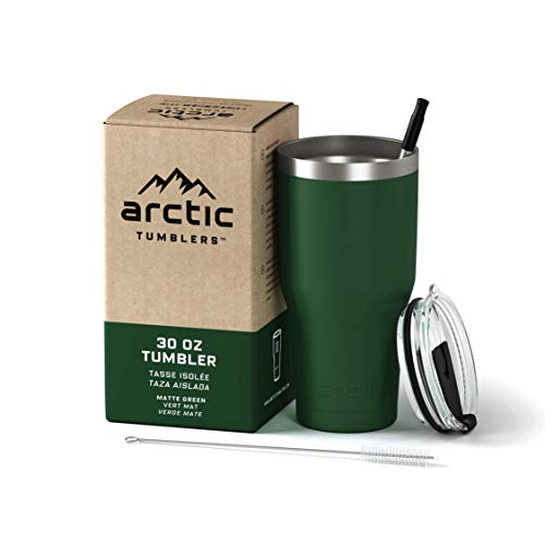 Arctic Tumblers Stainless Steel Camping &...