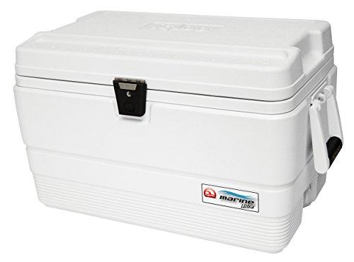 Igloo Marine Ultra Cooler (White, 54-Quart) - 44683