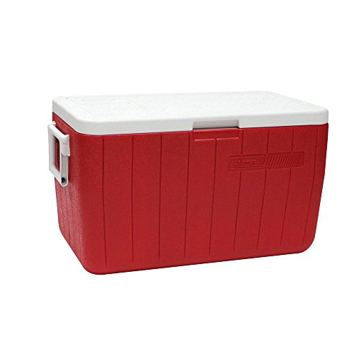 Coleman Performance Cooler, 48-Quart -  Red