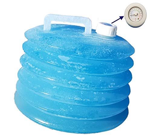 Cooler Shock 16 lb. Shock Block Largest Ice...
