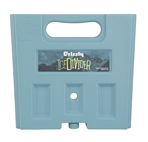 Grizzly Coolers Grizzly 60 Frozen Divider Ice...
