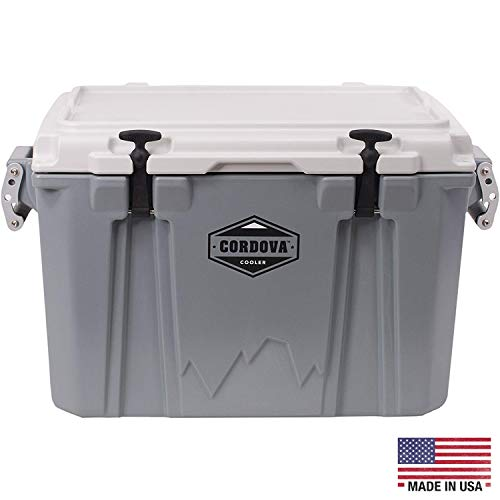 Cordova Coolers Medium Cooler - 48 Quart/Can...