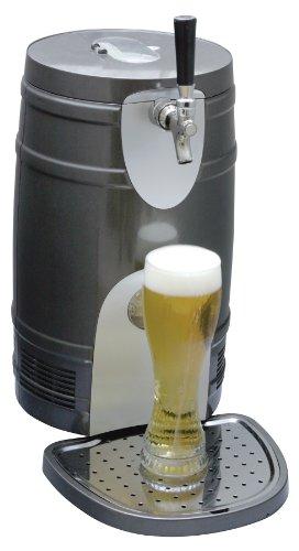 Koolatron KTB05BN 5-Liter Beer Keg Chiiler,...