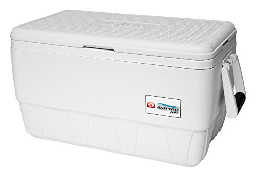 Igloo Marine Ultra 36 Quart Cooler, White
