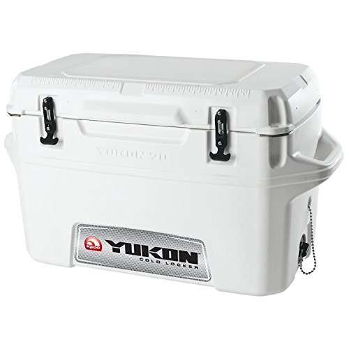 Igloo Yukon Cold Locker Cooler (White,...
