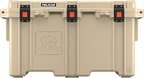 Pelican Elite 150 Quart Cooler  (Tan)