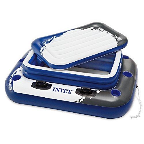 Intex Mega Chill II, Inflatable Floating...