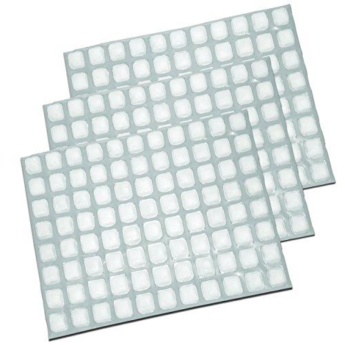 FlexiFreeze Ice Sheets, 88 Cube refreezable Flexible...