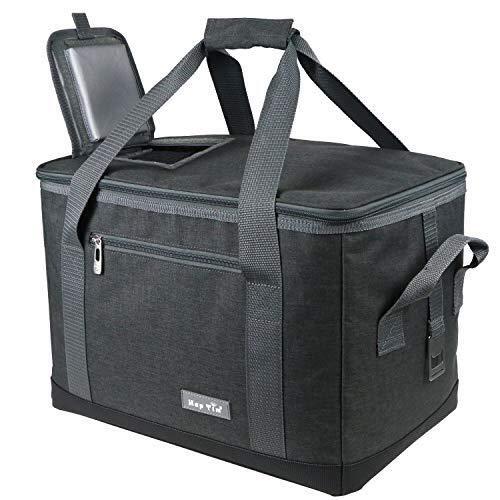 Hap Tim Soft Cooler Bag 40-Can Large Reusable...