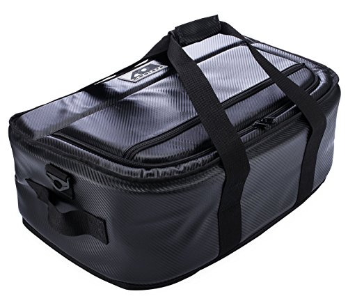 AO Coolers Stow-N-Go Cooler, Carbon Black ,...