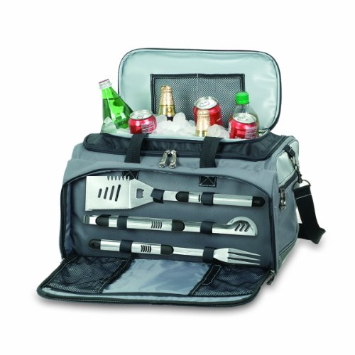 ONIVA - a Picnic Time Brand Buccaneer All-In-One Tailgating BBQ...