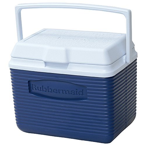 Rubbermaid Cooler, 10 Quart, Blue...