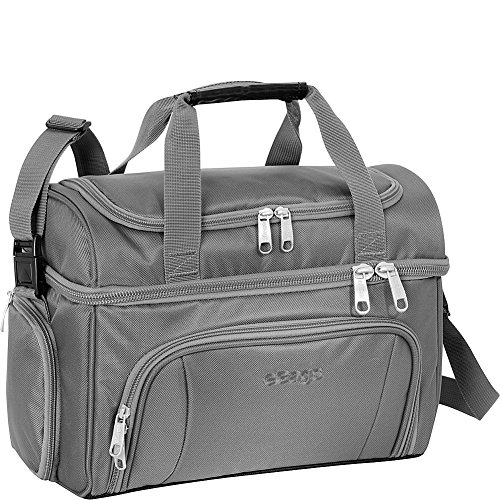 eBags Crew Cooler II Soft Sided Insulated Lunch Box - For Work,...