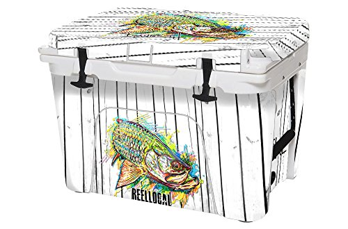 USATuff Wrap (Cooler Not Included) - Full Kit Fits YETI 20qt...