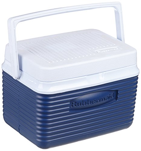 Rubbermaid Cooler, 5 Quart, Blue...