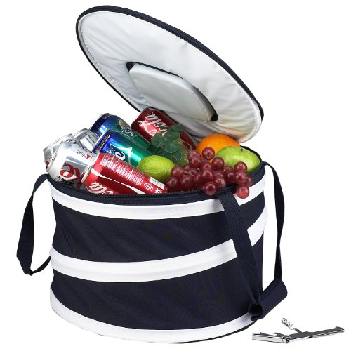 Picnic at Ascot Original 24 Can Collapsible Cooler- Designed &...