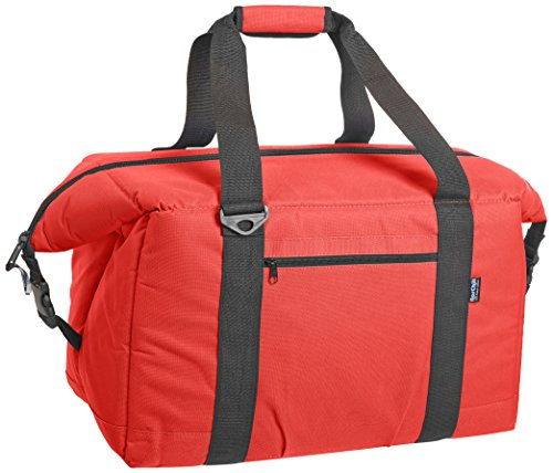 NorChill 48 Can Voyager Series Insulated Soft Sided Cooler Bag,...