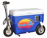Big Toys 500W Electric Scooter Cooler Color: Blue