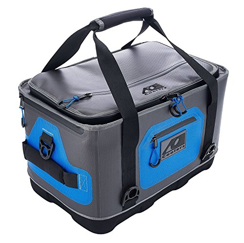 AO Coolers AOHY24 Blue/Gray 24-Can Soft Cooler