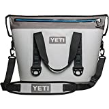 YETI Hopper Two 30 Portable Cooler, Fog Gray...