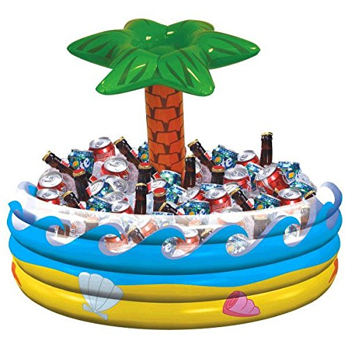 Amscan Palm Tree Oasis Inflatable Party...