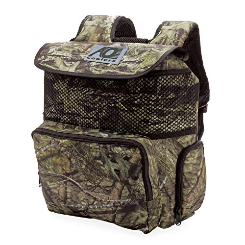 AO Coolers Backpack Cooler, Mossy Oak,...