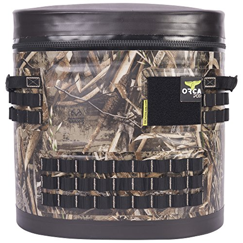 Orca Pod Cooler Backpack Realtree Max 5...