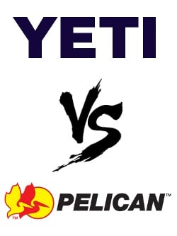 Pelican vs Yeti
