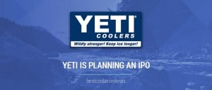 Yeti is planning an IPO
