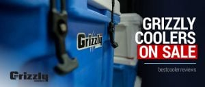 Grizzly Coolers for sale
