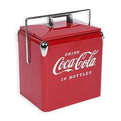 Classic Picnic Coca Cola cooler
