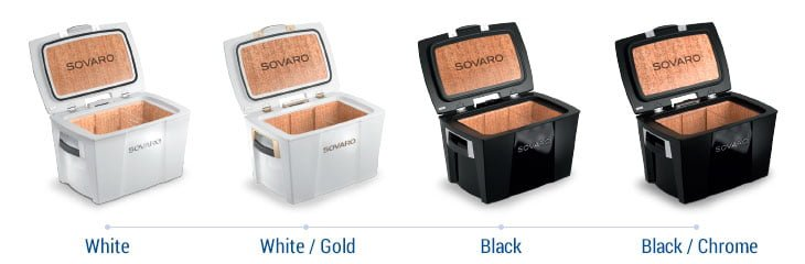 Sovaro lineup coolers