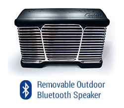 cooler bluetooth speaker