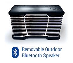 cooler bluetooth speaker