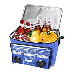 giwox waterproof speakers picnic cooler