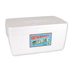 lifoam 5345 hercules styrofoam ice chest