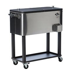 Best Metal Cooler - Because Stainless Steel Just Never Go