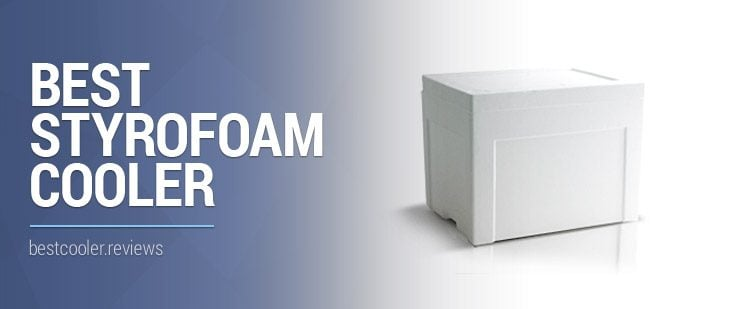 Styrofoam Coolers, Insulated Shipping Boxes & Bucket Liners