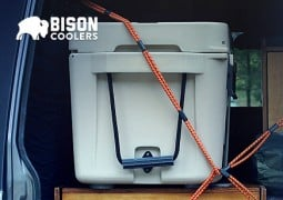 bison coolers for sale