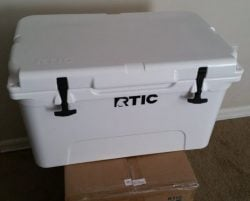 RTIC Cooler Review - unboxed