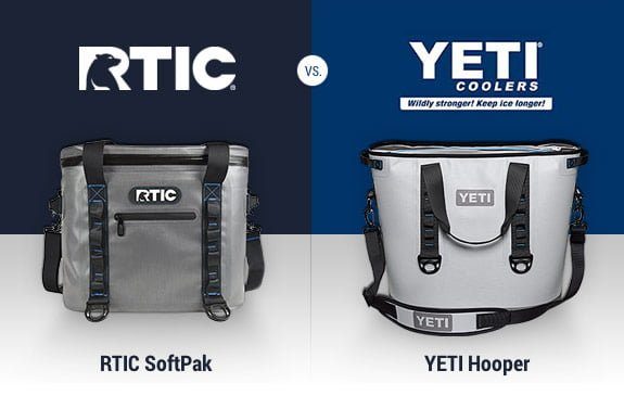 RTIC SoftPak vs Yeti Hopper