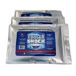 Cooler Shock Dry Cooler Gel Pack