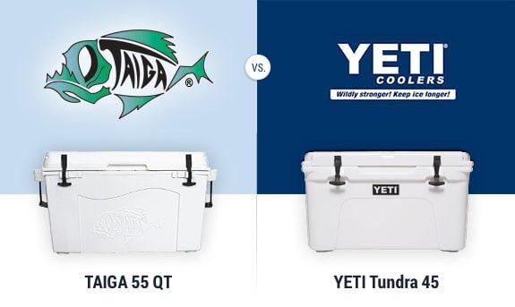 Taiga vs Yeti