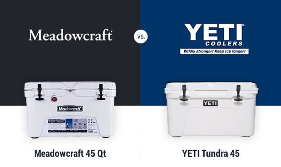 Meadowcraft vs Yeti