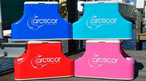 arcticor cooler colors
